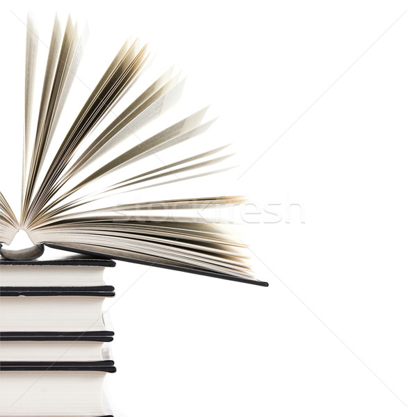 open book Stock photo © ctacik