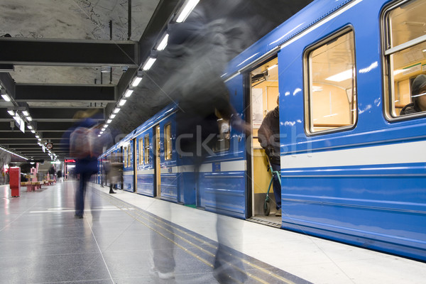 subway Stock photo © ctacik