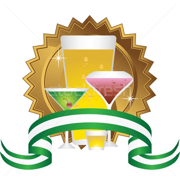 Drinks Icon Stock photo © cteconsulting