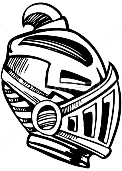 Armored Mask Stock photo © cteconsulting