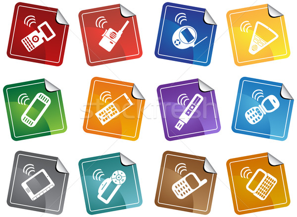 Wireless Devices Stock photo © cteconsulting