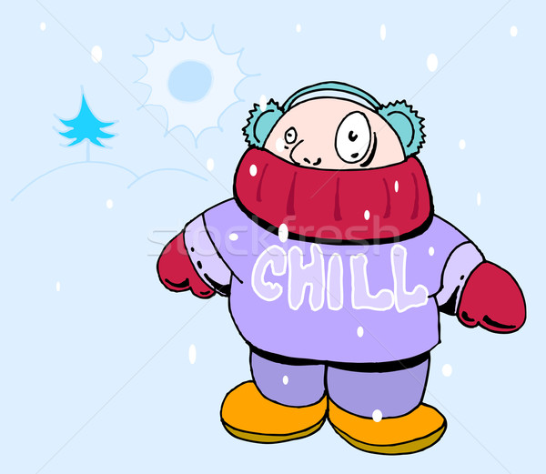Cold Weather Stock photo © cteconsulting
