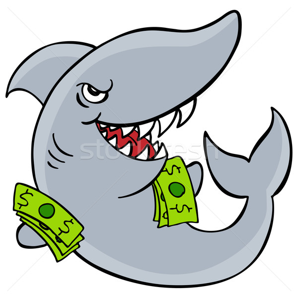 Loan Shark Stock photo © cteconsulting