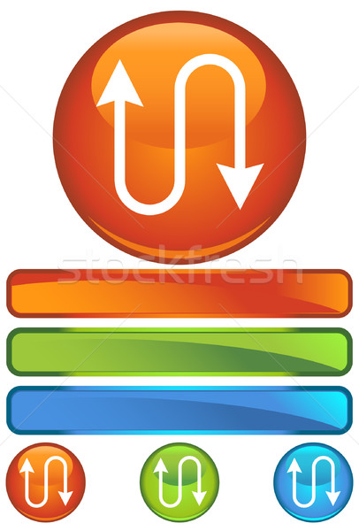 Ethernet Icon Stock photo © cteconsulting
