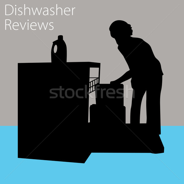 Dishwasher Reviews Stock photo © cteconsulting