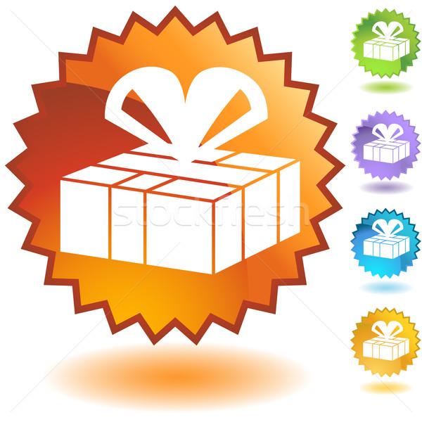Gift Box Stock photo © cteconsulting