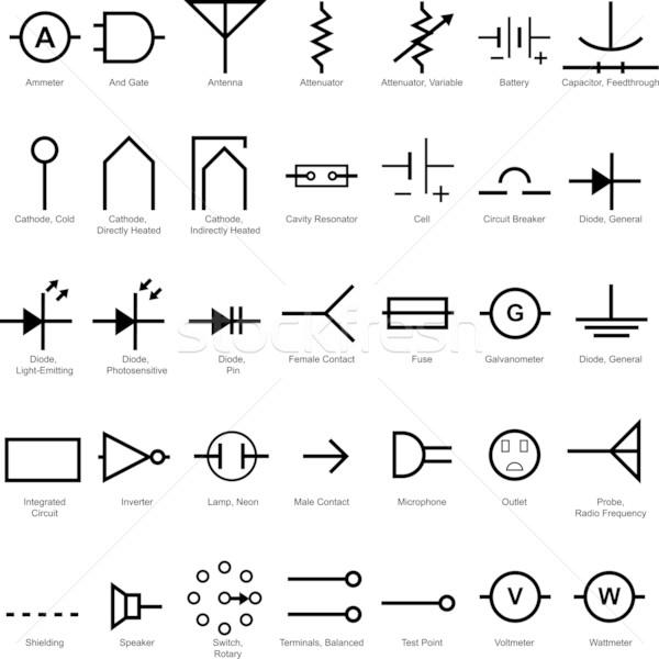 basic industrial electrical symbols  basic  free engine
