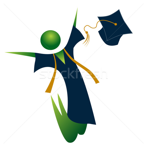 Happy Graduate Stock photo © cteconsulting