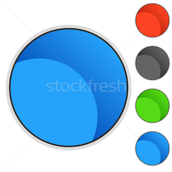 2015-02-01-button-variations Stock photo © cteconsulting
