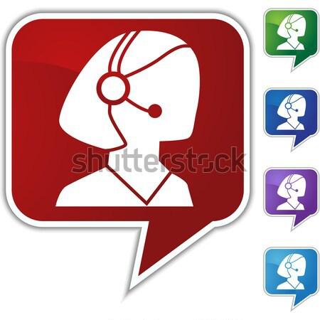 Customer Service Stock photo © cteconsulting