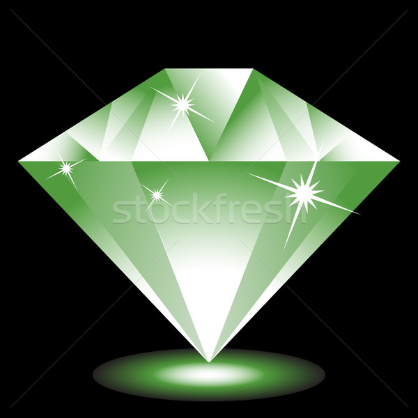 Emerald Jewel Stock photo © cteconsulting