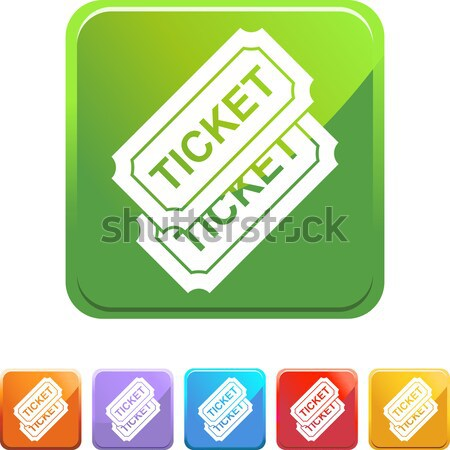 Tickets Stock photo © cteconsulting
