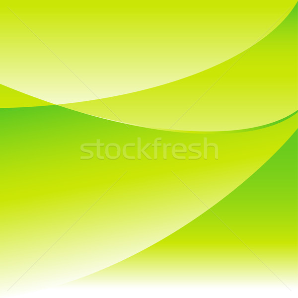 Green Abstract Background Stock photo © cteconsulting