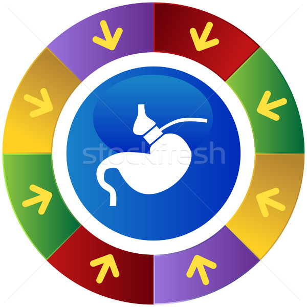 Gastric Bypass Stock photo © cteconsulting