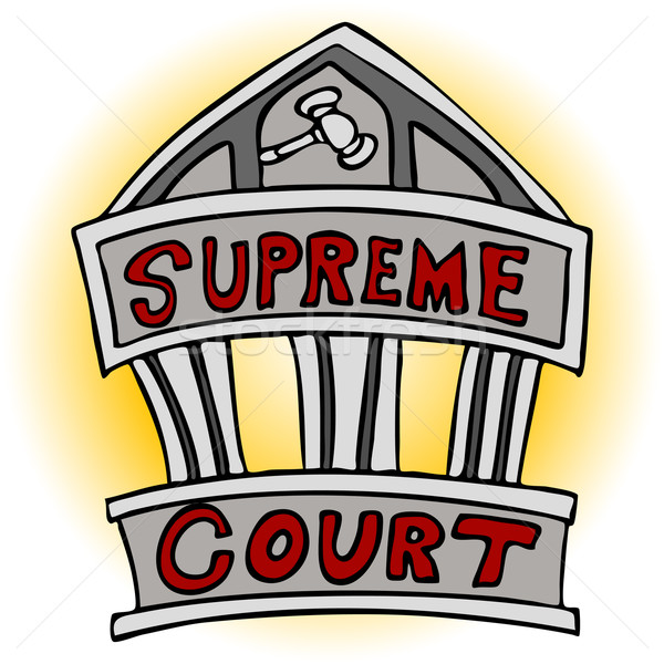 Supreme Court Stock photo © cteconsulting
