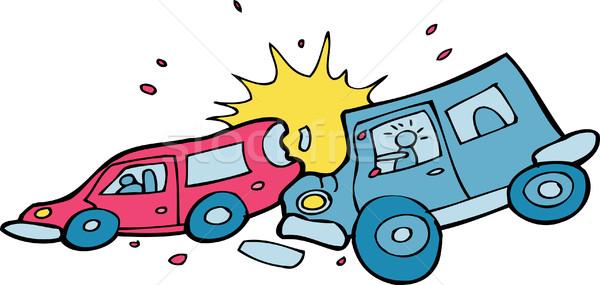 Car Crash Stock photo © cteconsulting