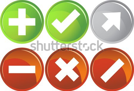 Scripting Document Icons Stock photo © cteconsulting