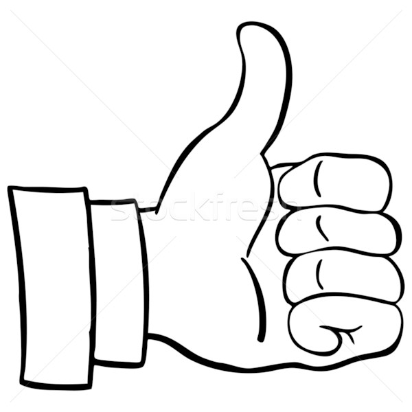 Thumbs Up Stock photo © cteconsulting