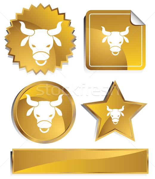 air_gold_statin Stock photo © cteconsulting