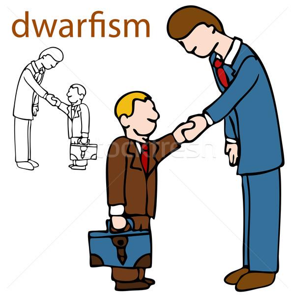 Dwarfism Stock photo © cteconsulting
