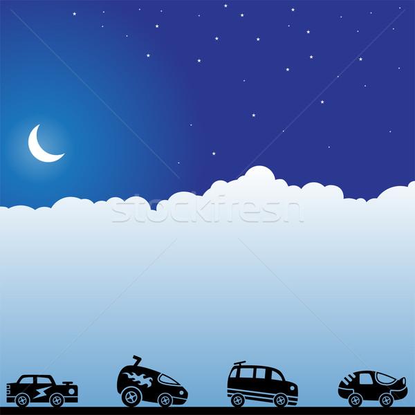 Foto stock: Imagen · diferente · carreras · coches · deporte · fondo