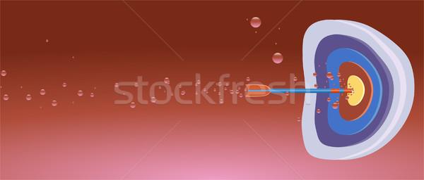 Bullseye Stock photo © cteconsulting