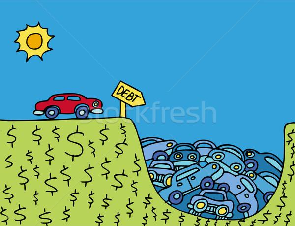 Money Pit Stock photo © cteconsulting