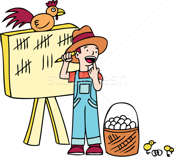 Dont Count Chickens Before They Hatch Stock photo © cteconsulting