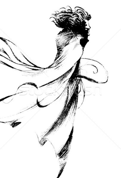 Phantom immagine spirito design arte grafica Foto d'archivio © cteconsulting