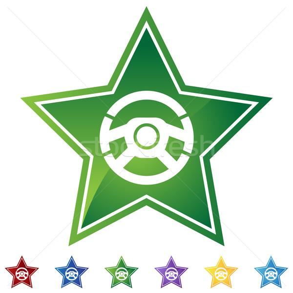 Steering Wheel Stock photo © cteconsulting