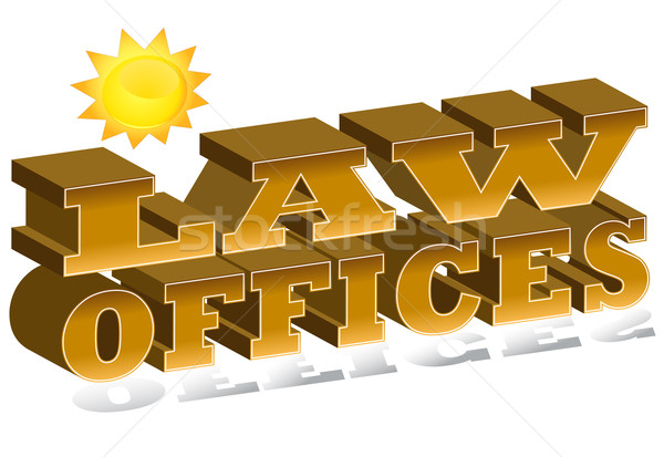 Law Offices Stock photo © cteconsulting