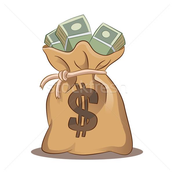 Money Bag Stock photo © cteconsulting