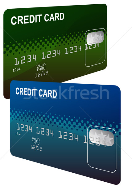 Credit Cards Stock photo © cteconsulting