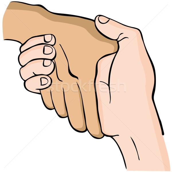 Business Handshake Stock photo © cteconsulting
