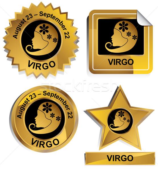 Zodiac - Virgo Stock photo © cteconsulting