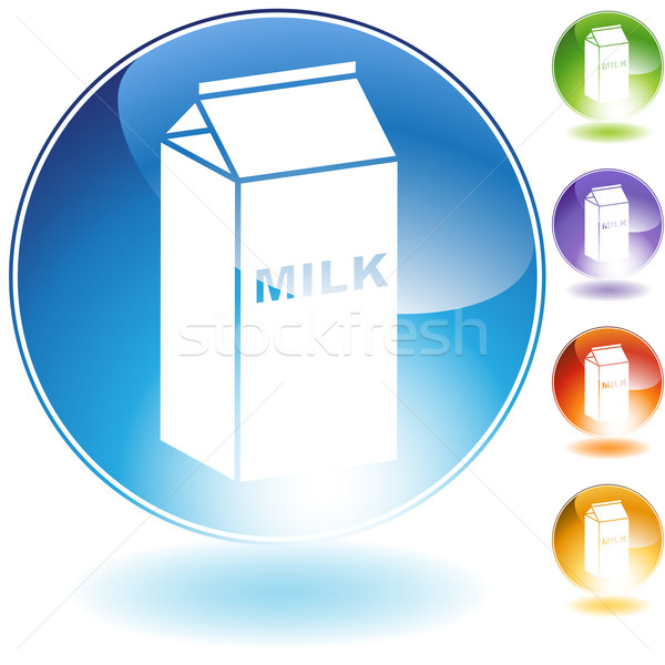 Milk Carton Stock photo © cteconsulting