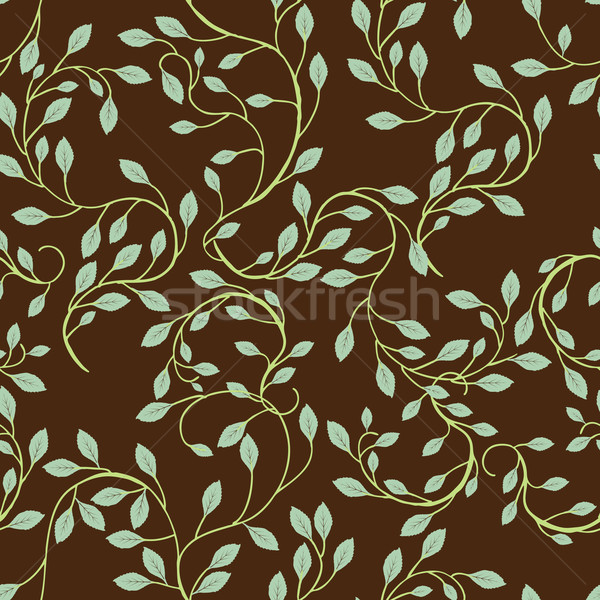 Vid patrón floral wallpaper papel Foto stock © cteconsulting