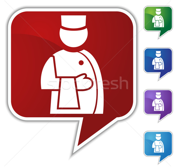 Bellhop Stock photo © cteconsulting
