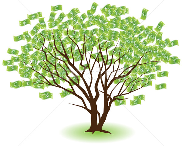 Money Tree Stock photo © cteconsulting