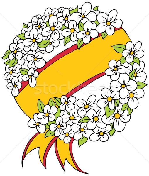 Funeral Wreath Stock photo © cteconsulting