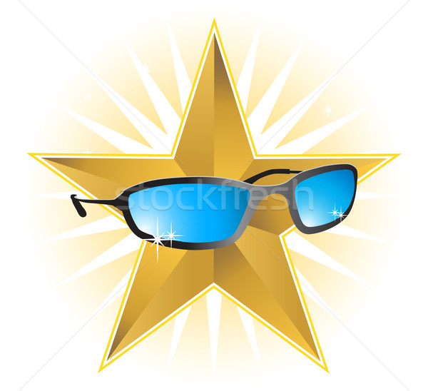 Celebrity Shades Stock photo © cteconsulting