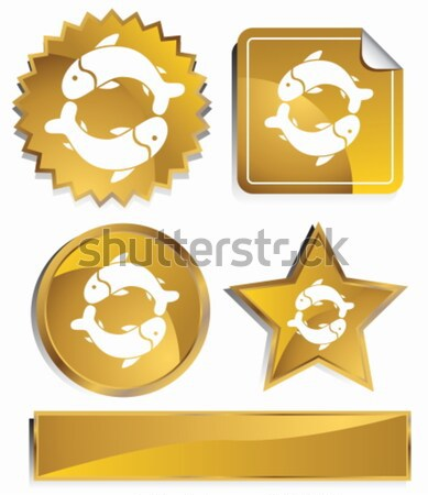 air_gold_statin Stock photo © cteconsulting