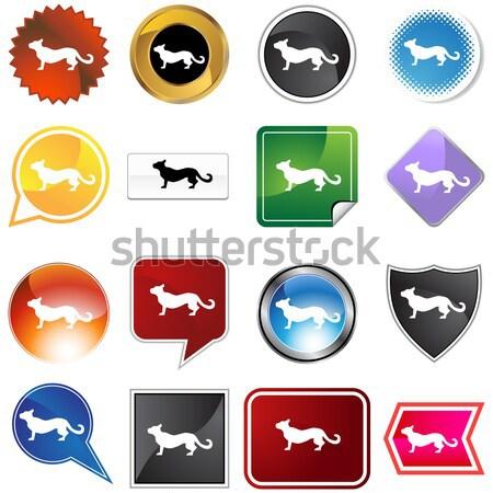 Horse Variety Set Stock photo © cteconsulting