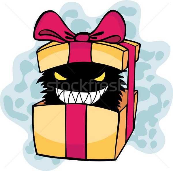 Unwanted Gift Stock photo © cteconsulting