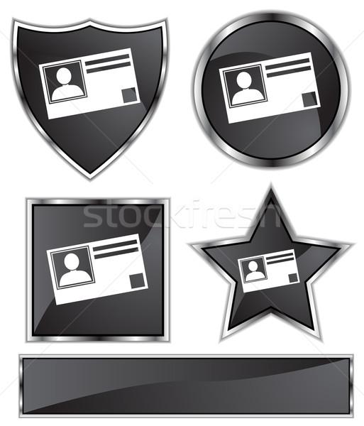 ID Card Stock photo © cteconsulting