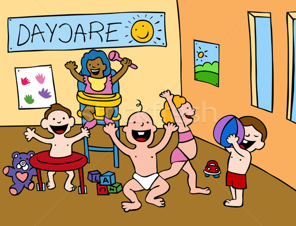 Daycare Center Stock photo © cteconsulting