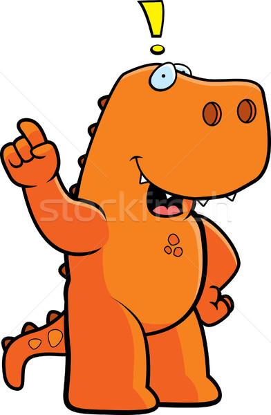 Dinosaur Idea Stock photo © cthoman
