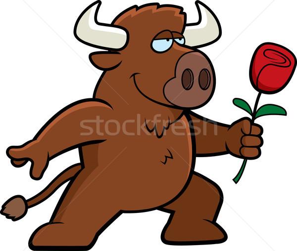 Buffalo Flower Stock photo © cthoman