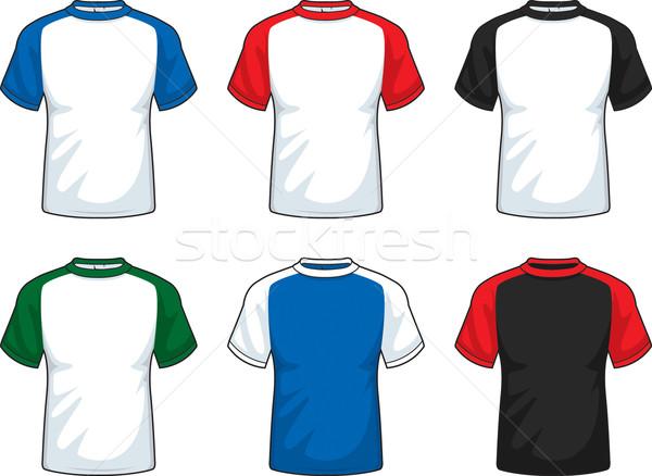 Short Sleeve Shirts Stock photo © cthoman