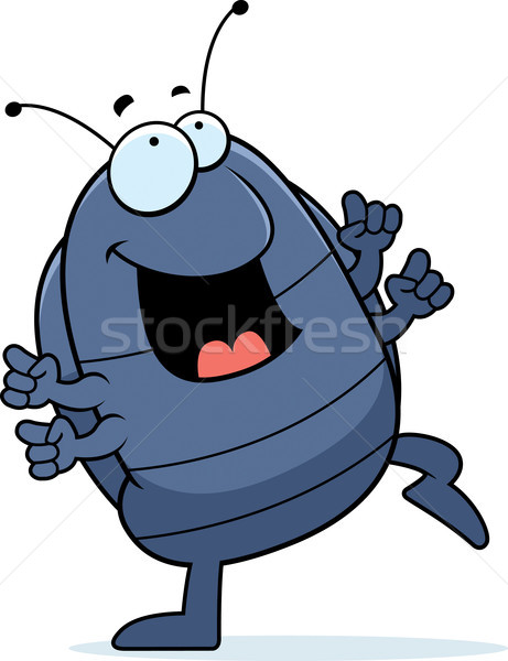 Pill Bug Dancing Stock photo © cthoman